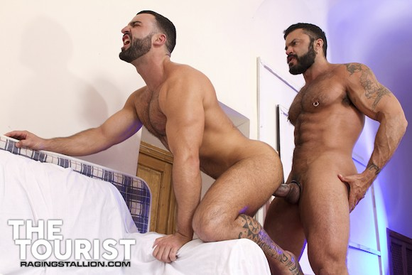 The Tourist Starring Rogan Richards, Abraham Al Malek -2152