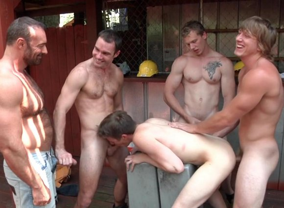 Orgy Tom Faulk Brad Kalvo Cameron Kincade Johnny Forza Matthew Ryder