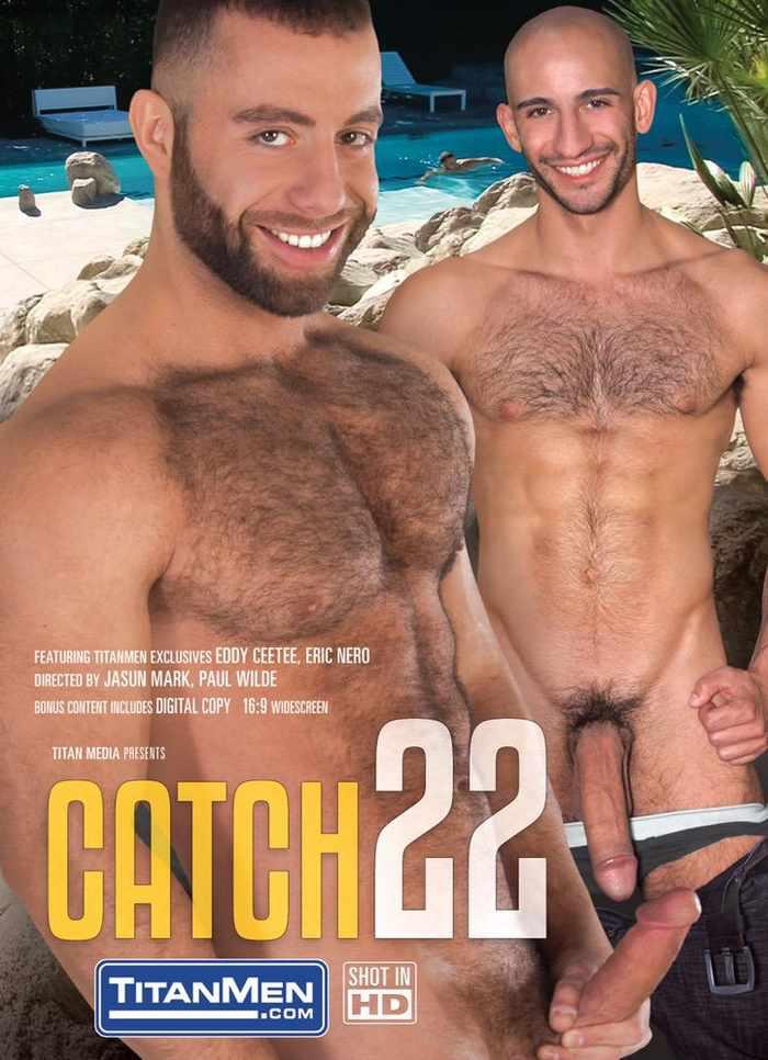 Eddy CeeTee Eric Nero Gay Porn Titan Men CATCH 22