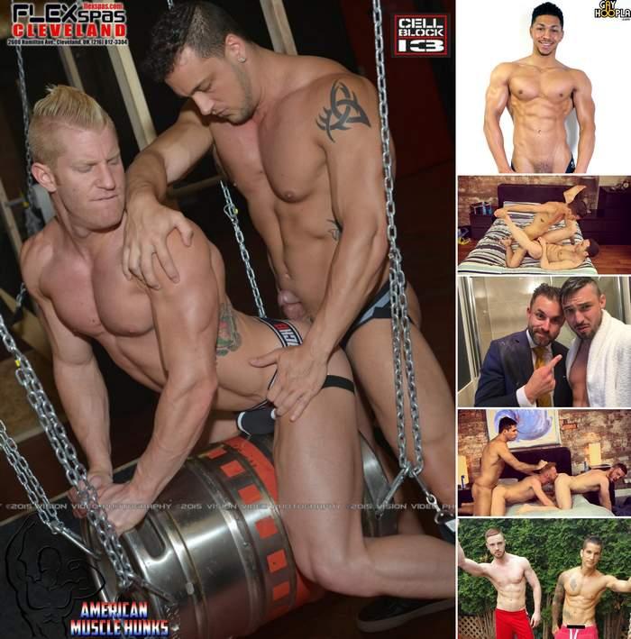 Gay Porn JoeyD JohnnyV Jake Kelvin Theo Ford Sam Barclay JP Dubois