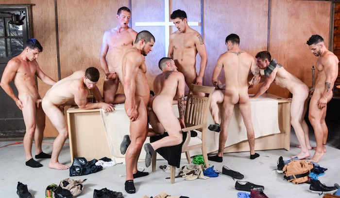 naked reunion sex orgy
