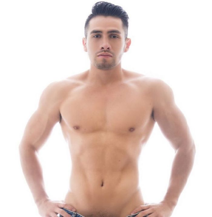 Derek Allan Gay Porn Star LucasEntertainment 1