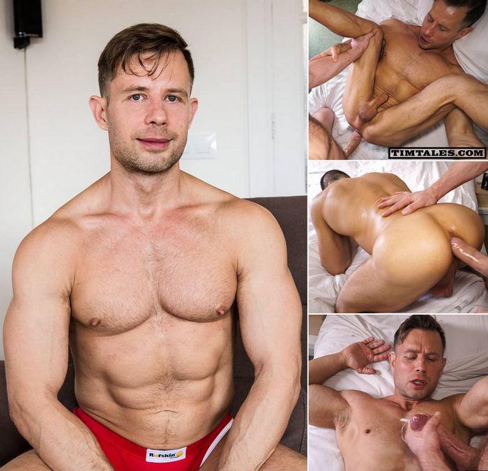 Vasily Mevas Gay Porn Russian Muscle Bottom