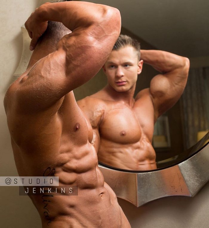 Daniel Carter Is Now A Muscle Hunk On All American Guys-5307