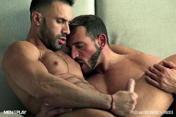 Enzo Rimenez Gay Porn Star Flex Menatplay