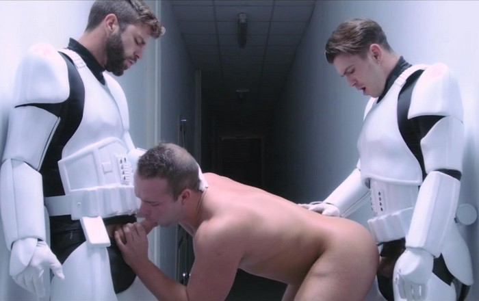 Paddy Obrian Is Back Playing The Stormtrooper Who Fucks -4612