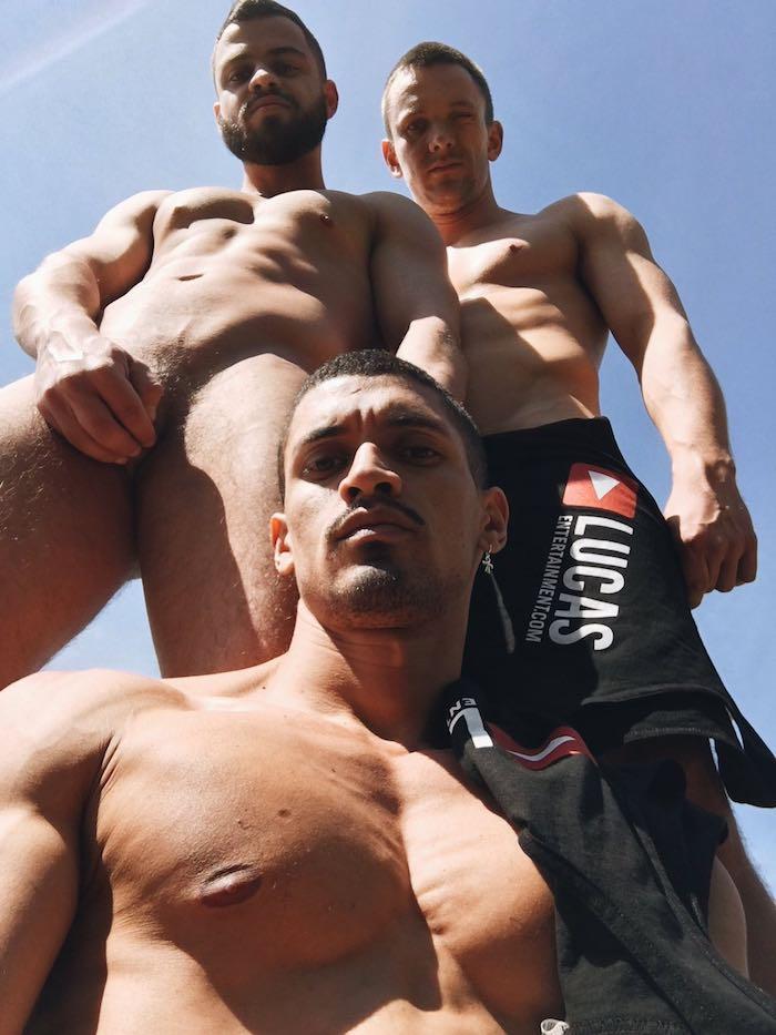 Gay Porn Stars Ares Fly Ibrahim Moreno