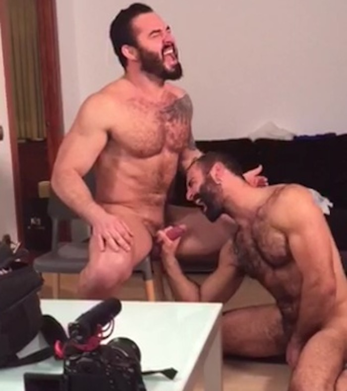 Jessy Ares Gay Porn Star Sing Naked Paco Fuckermate