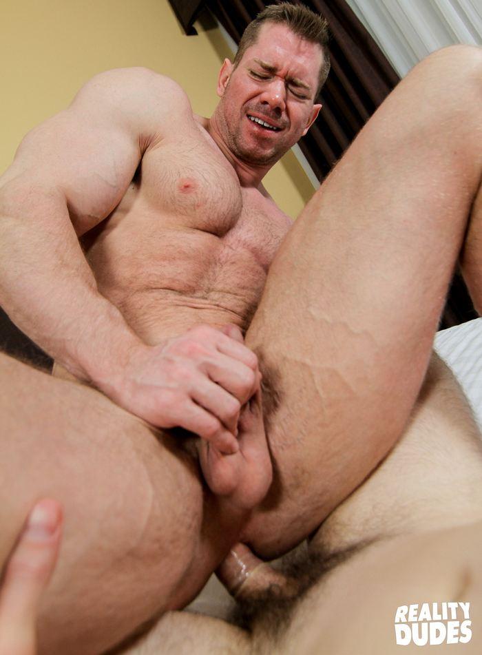 Bodybuilder Beau Warner Bottoms At Reality Dudes-3404