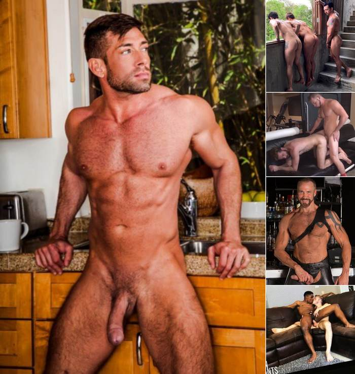 Gay Porn Star Bruce Beckham Jimmy Durano Jake Karhoff Dallas Steele