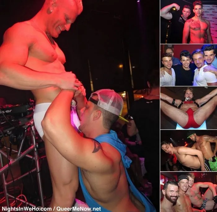 Gay Porn Stars SKIN Trade Grabby Weekend Official Kickoff Party 2016