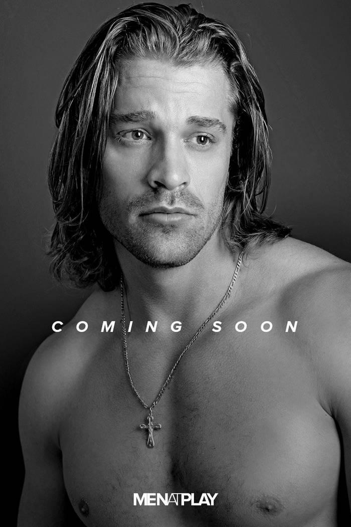 Gay Porn Star Handsome Hunk Tarzan Menatplay