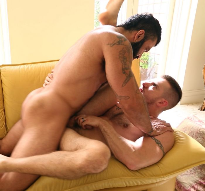 Skippy Baxter Gay Porn Rogan Richards Bodybuilder Sex Muscle