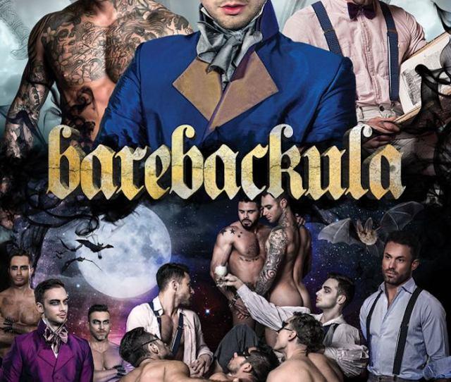 Barebackula Gay Porn Parody Lucasentertainment Dracula