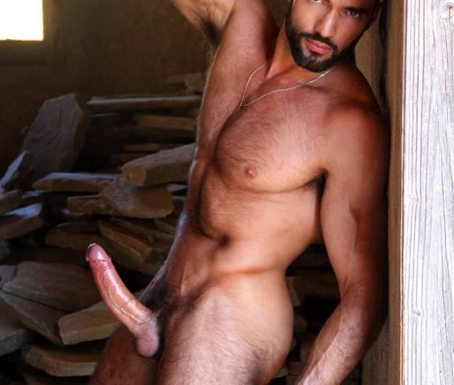 Dario Owen Naked Muscle Hunk Big Dick Male