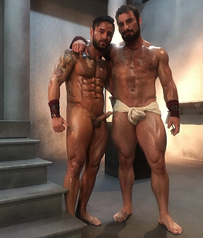 from Camron gay porn gladiator