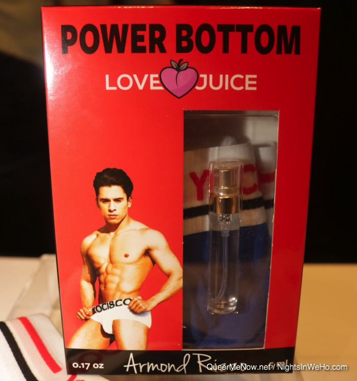 Armond Rizzo Gay Porn Star Power Bottom Love Juice
