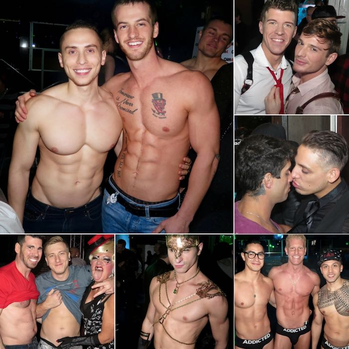 Gay Porn Stars Cybersocket Web Awards 2017