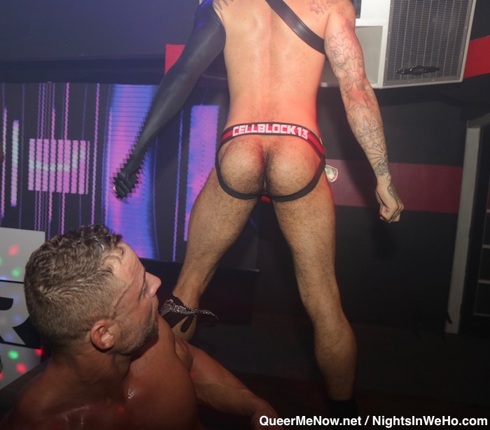 Jack Sean Cody Gay Porn Star Rikk York HustlaBall Las Vegas Flair Nightclub