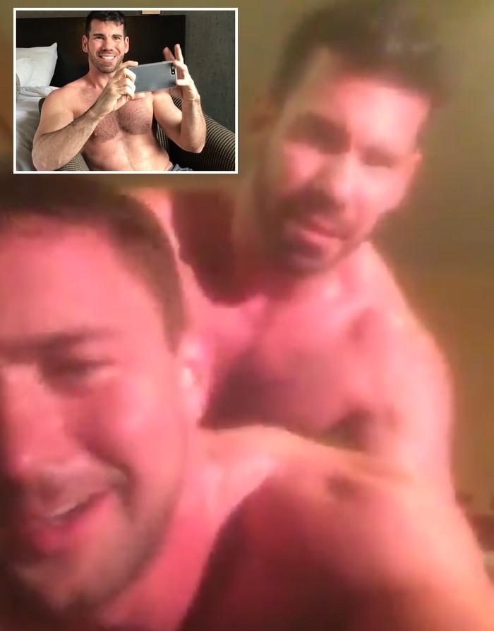 Billy Santoro Gay Porn Sex Tape Colt Rivers
