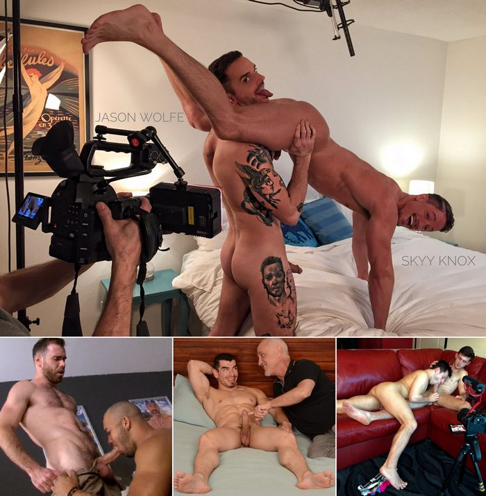 Gay Porn Skyy Knox Jason Wolfe Jason Vario Matthew Bosch Jeremy Spreadums