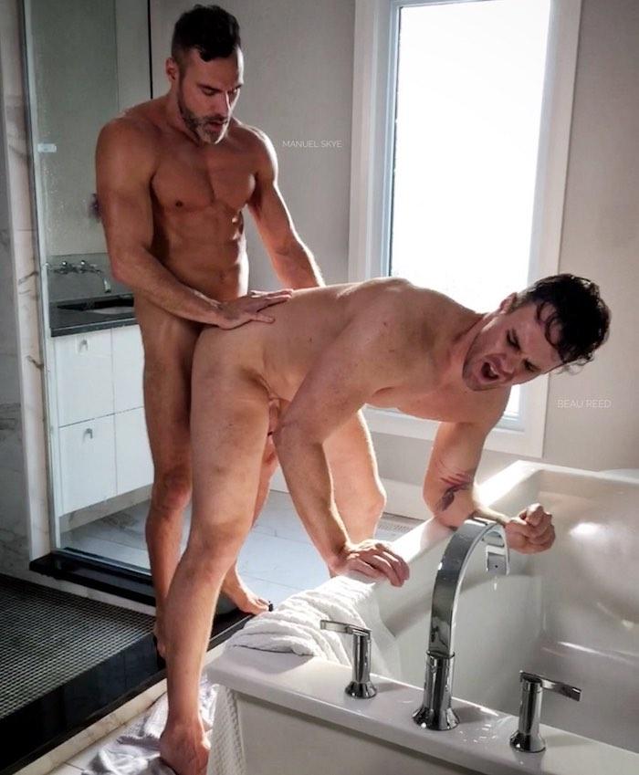 Manuel Skye Beau Reed Gay Porn