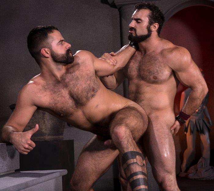 Jaxton Wheeler Gay Porn Teddy Torres Roman Gladiator