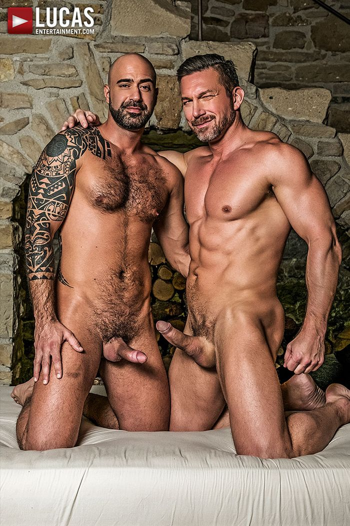 Tomas Brand Gay Porn Angelo Di Luca Bareback Sex Muscle Daddies