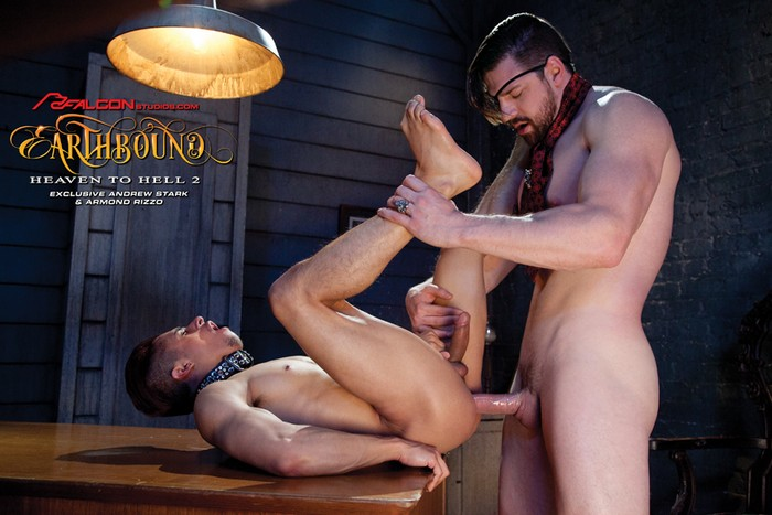 Andrew Stark Armond Rizzo Gay Porn