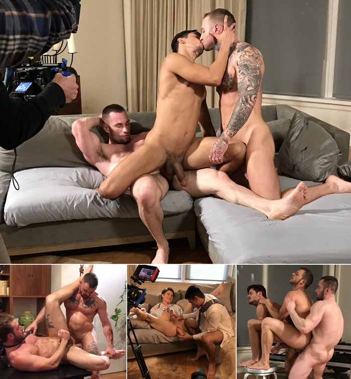 Gay Porn Behind The Scenes Drae Axtell Dylan James Stas Landon Ace Era Devin Franco Lee Santino Jack Andy Sergeant Miles Brian Bonds