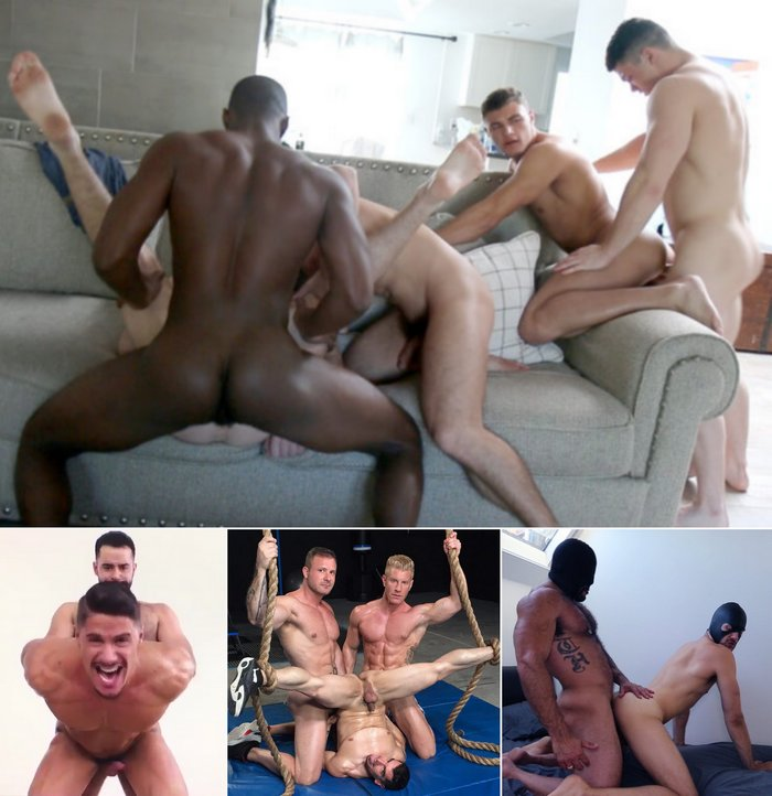 Gay Porn Collin Simpson Alex Griffen Skyy Knox Austin Wolf JohnnyV Jeremy Spreadum
