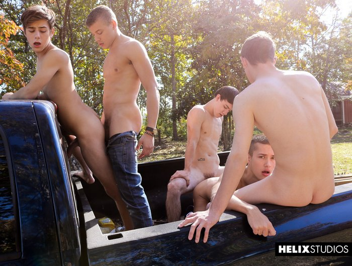 Zach Taylor, Colton James, Sean Ford, Joey Mills, Corbin Colby
