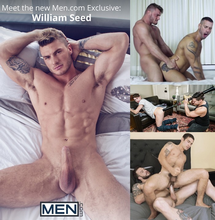 William Seed Gay Porn Jack Hunter Aspen Cliff Jensen Vadim Black XXX
