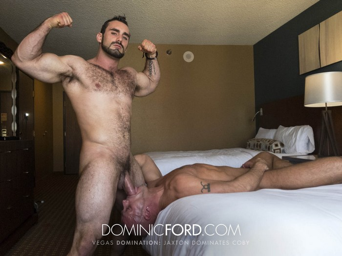 Gay Porn Muscle Jaxton Wheeler Coby Mitchell DominicFord