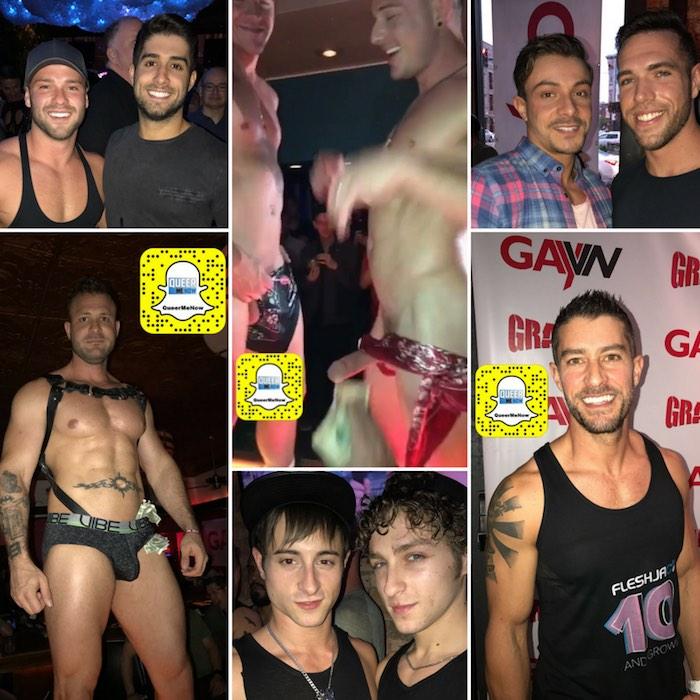 Gay Porn Stars Grabby Weekend 2017