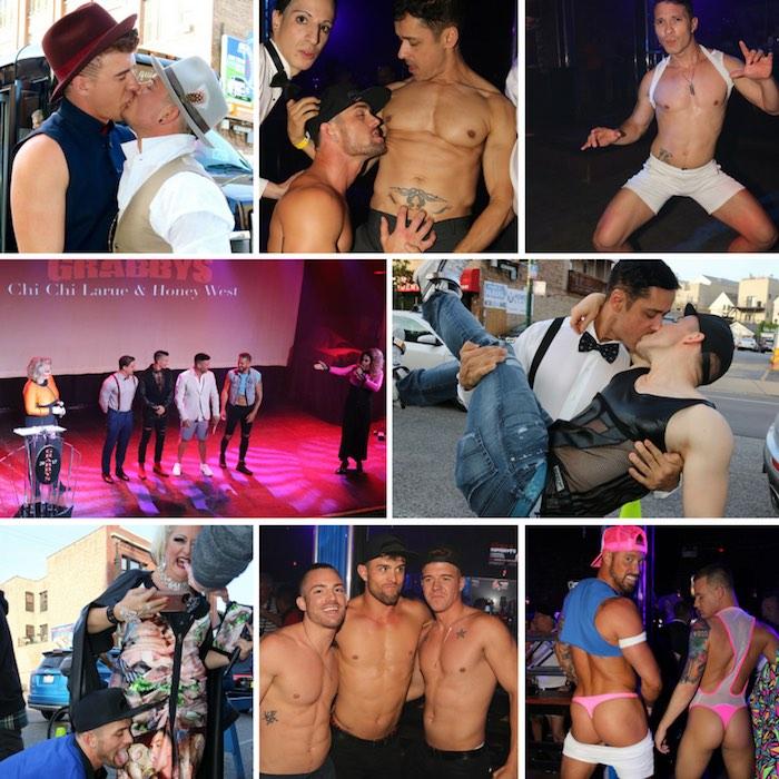 Grabby Awards 2017 Gay Porn Stars