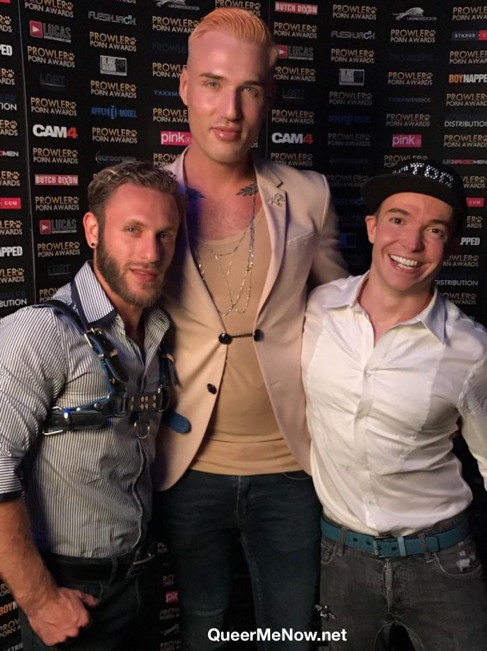 Jaxton Wheeler Gay Porn Reverse GangBang