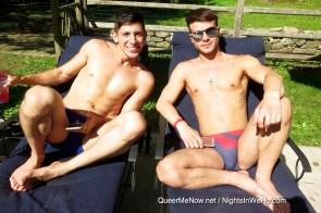 CockyBoys Pool Party Gay Porn Stars-108