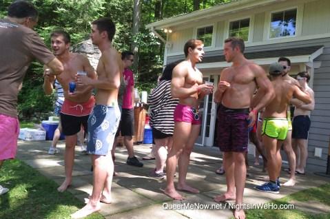 CockyBoys Pool Party Gay Porn Stars-27