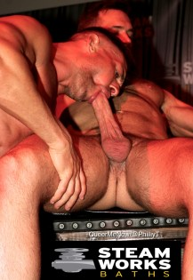Gay Porn Bruce Beckham Alex Mecum Austin Wolf Live Sex Show-26
