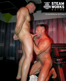 Gay Porn Bruce Beckham Alex Mecum Austin Wolf Live Sex Show-5