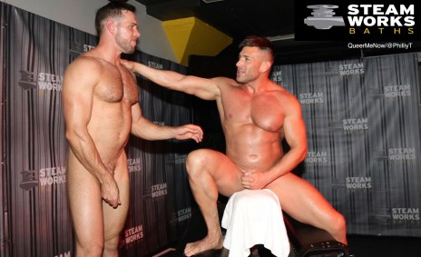 Gay Porn Bruce Beckham Alex Mecum Austin Wolf Live Sex Show-55