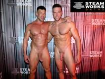 Gay Porn Bruce Beckham Alex Mecum Austin Wolf Live Sex Show-7