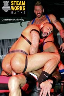 Gay Porn Hugh Hunter Dolf Dietrich Rikk York Live Sex Show-38