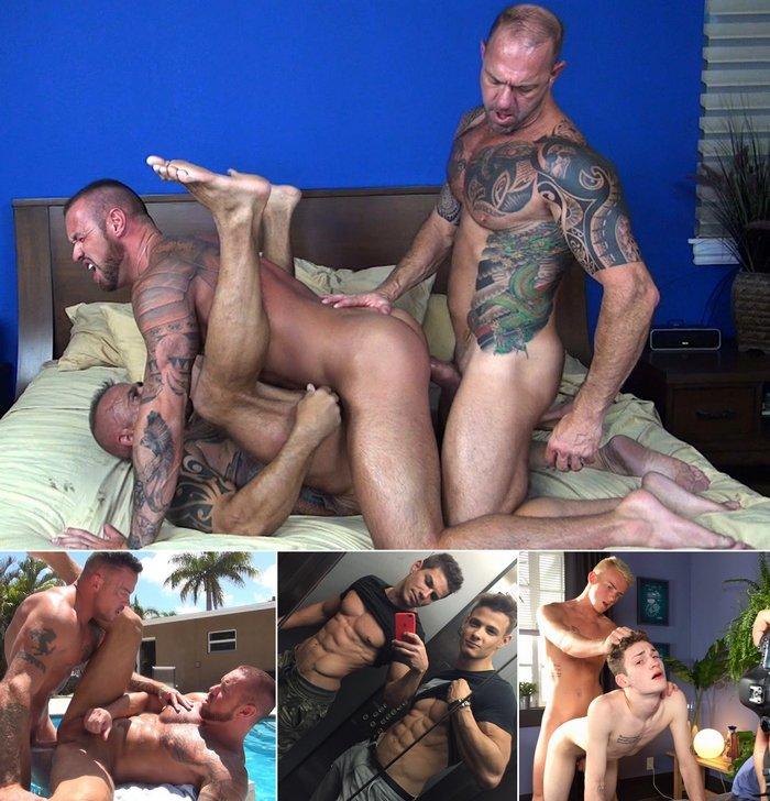 Gay Porn Michael Roman Vic Rocco Jon Galt Sean Duran Adam Archuleta Andrei Karenin