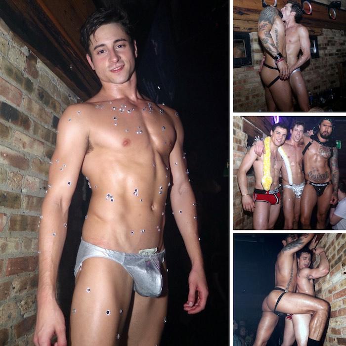 Gay Porn Stars Taylor Reign Levi Karter Boomer Banks CockyBoys