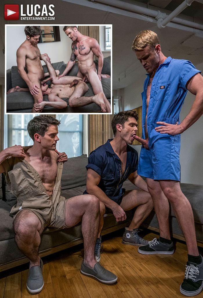 Rompers Gay Porn Devin Franco Shawn Reeve Dakota Payne