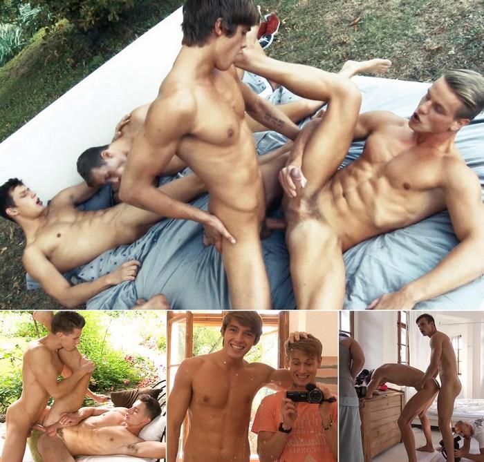 BelAmi Gay Porn Helmut Huxley Roald Ekberg Jon Kael Jeroen Mondrian Kevin Warhol Hoyt Kogan