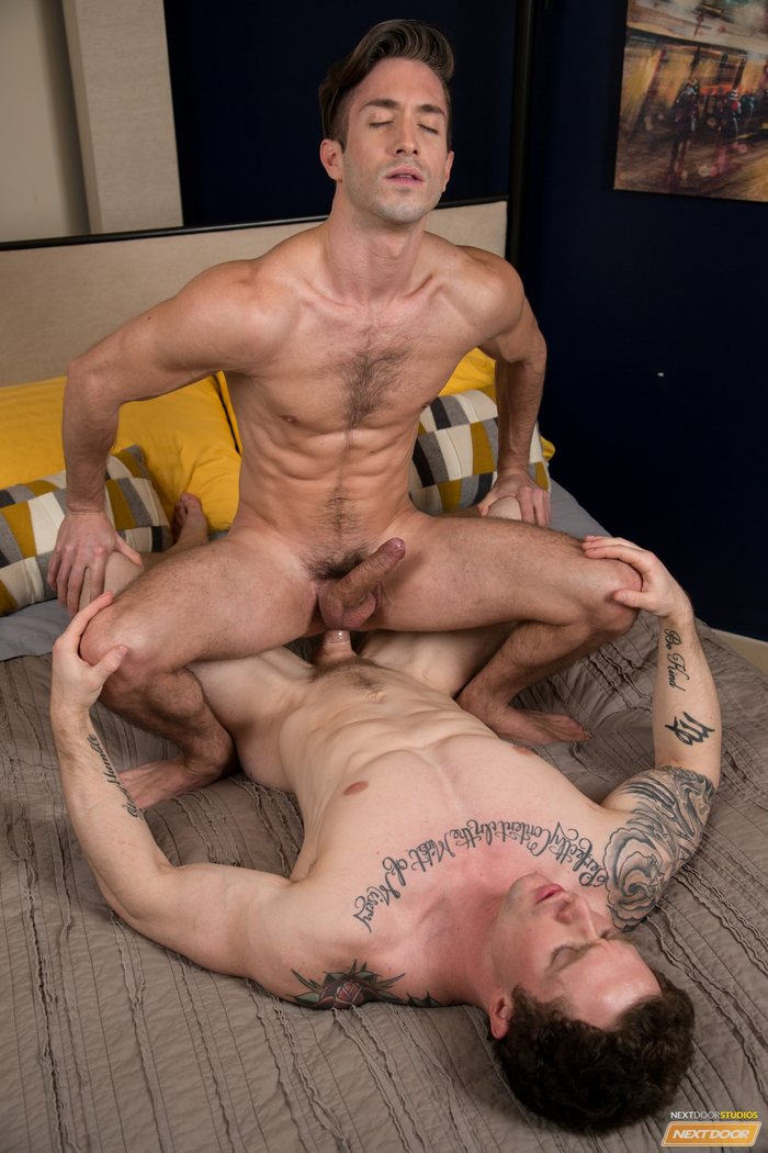 Ian Frost Gay Porn Markie More