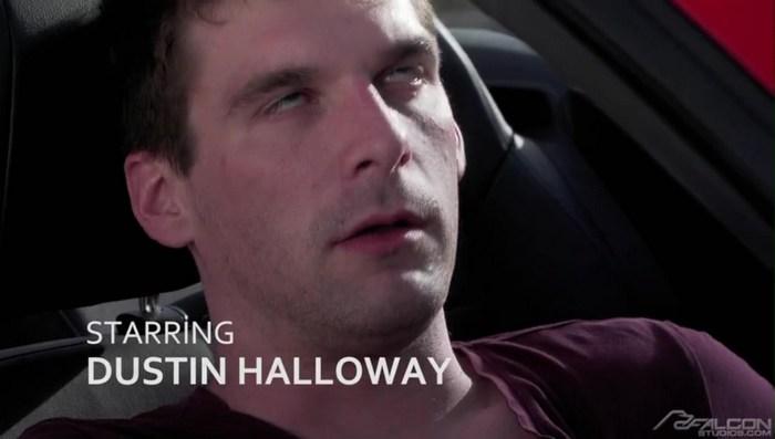 Dustin Holloway O-Face Gay Porn